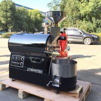 咖啡烘焙设备 咖啡烘豆机 烘豆机 南阳东亿专注完美烘焙20年