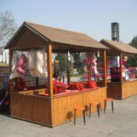 苏州商业街售货车,景区移动售卖亭,重庆游乐园贩卖车