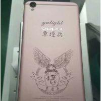 江苏创永激光现货供应20W光线mopa激光打标机苹果手机后壳激光打码