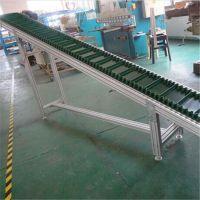 轻质铝型材皮带机防滑式 流水线定制