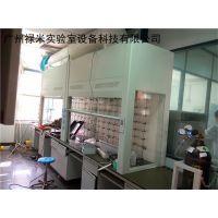 广州禄米实验室桌上型通风橱批发 表面经耐酸碱EPOXY粉体烤漆涂装处理