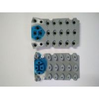 YF摇控器硅胶按键开模定做导电硅胶按键