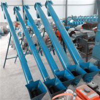 螺旋式输送机型号变频调速 长治菜籽螺旋提升机原理销售厂家