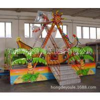 宏德游乐供应受欢迎的儿童游乐设备迷你海盗船