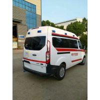 廠家直銷國V 新全順短軸運輸型救護車4974*2032*2061