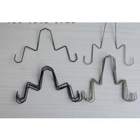 温室大棚配件压膜线挂钩不锈钢定位卡丝 引线簧八字簧 双钩弹簧卡