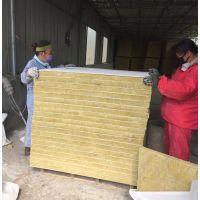 硅酸钙复合岩棉板价格 盈辉A级钢网插丝岩棉保温板
