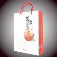 公益广告购物礼品手提袋定做 保鲜真空铝箔袋定做可设计