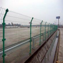 双边丝护栏 价格低的护栏网 道路防护网