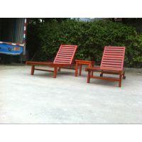 供应品旺实木沙滩椅TY-009
