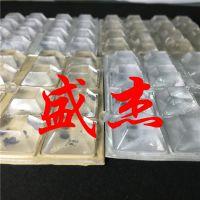 生产玻璃透明亚克力产品用玻璃防滑胶垫厂家-盛杰橡塑