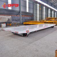 新能源车间18吨低压电动轨道车_轨道电动平车结构示意图