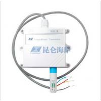 昆仑海岸 风道式温湿度变送器 JWSK-6VCD5 风道式温湿度变送器生产厂家