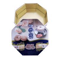 供应牛油曲奇饼干铁盒 马口铁饼干盒专业定制