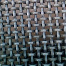 轧花网价格 钢丝轧花网 振动筛价格