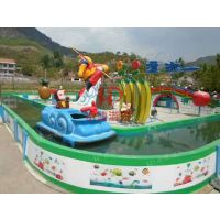 花果山漂流 大型儿童水上冲浪设施果果山漂流郑州宏德游乐