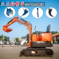 小型挖掘机价格表一般要多少钱一台 1.5吨微型小挖机能干什么活