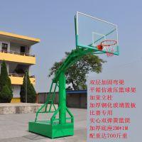 康腾220圆管埋地篮球架安装 ***篮球架***