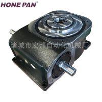 厂家直销灌装机械分割器 加工定制精密间歇凸轮分割器