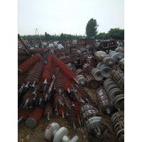 ***回收电力金具钢绞线大量回收瓷瓶绝缘子