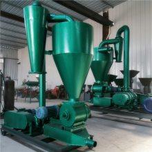 吸粮食装车用吸粮机 兴运供应柴油机带55吨时产吸粮机