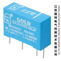 【小功率固态继电器】PCB单相固态继电器消音降噪设备适用SAQ4003D 江苏固特旗舰店