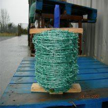 刺丝护栏 防爬刺绳 焊接刀片刺绳