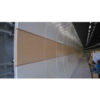 广州弧形包柱铝单板,弧形铝单板厂家, 弧形辊弯铝单板