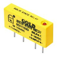 【江苏固特旗舰店】自带保险丝固态继电器与阳明同款 SAP4880D-F 建议R为20—100Ω