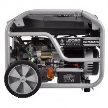 德国进口7kw汽油发电机 便携式发电机组