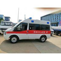 福特V348短軸中頂120運輸型救護車4963*2000*2400