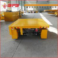 河南厂家供应矿山运输搬运设备KPD系列电动平板运输车