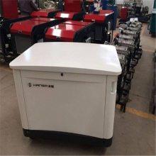 汉萨15KW汽油发电机 多燃料燃气发电机