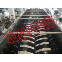 甲酸钠晶体烘干设备-空心浆叶烘干机 间接加热型烘干机能耗低