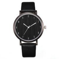 新款热卖时尚木纹男士手表 简约女款数字表盘石英腕表专业定制批发 手表定做礼品