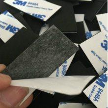 江阴45度EVA泡棉衬垫,3M黑色EVA泡棉防滑垫,圆形黑色泡棉脚垫