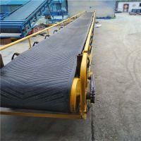 大同皮带输送机费用 移动式水平式胶带运输机