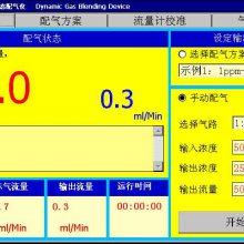 标准气体稀释仪,标气配气仪,MFC原理,二气路,1%高精度