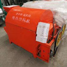 不锈钢内胆瓜子炒货机 50斤花生瓜子炒货机 自动控温电加热炒货机 源德供应