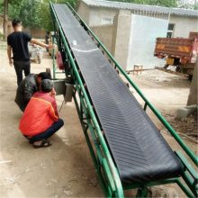 装卸输送机 化肥饲料运输机 正反转输送机厂家LJKL