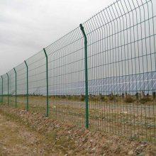 保德县监狱刺铁隔离栅-绿色框架围栏网厂家-公路护栏网厂家价格