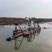 常用的河道清淤设备有哪几种 河道清淤船价格