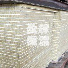 保温装饰一体板供应厂家 隔断墙保温隔音板 岩棉条复合硅酸钙保温板