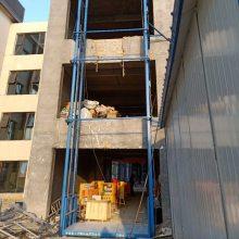 升降机多少钱一台|云南导轨式升降机|SJD系列工厂货梯价格