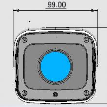 捷易科技人脸识别摄像头C191 200万像素