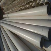 供应内蒙pvc给水管125*1.0Mpa批发价格