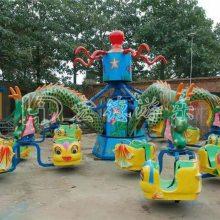郑州宏德游乐供应好玩的公园游乐设备旋转大章鱼 旋转八爪鱼
