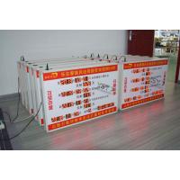 永升源脱贫攻坚铝塑背板led显示屏厂家供应