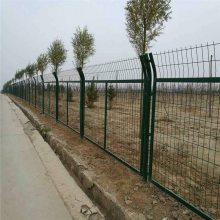 厂家直销道路圈地安全防护双边丝护栏网公路防撞双边护栏加工定制