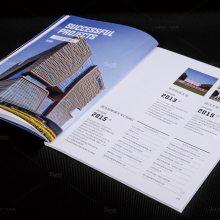 流量计宣传册设计 上海工业产品样本设计 带锯床企业宣传册 世亚广告 印刷厂家 工业产品拍摄